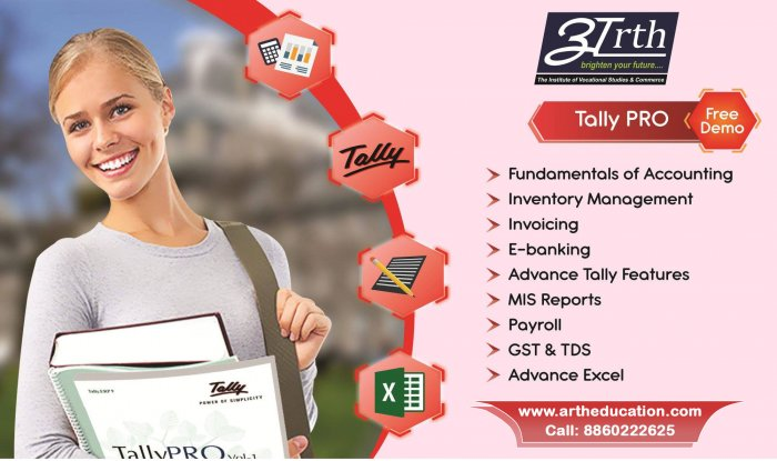 Tally Training Institute Near Me | Delhi