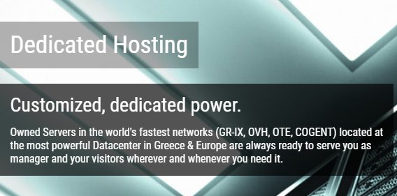 Easy.gr | Super Fast & Reliable Managed Web Hosting Services