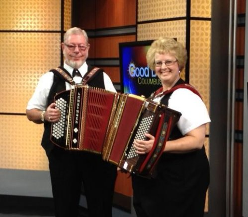 Ken and Mary Turbo Accordions Express