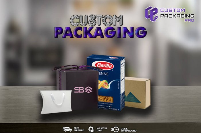 Impacts of Colors on Custom Packaging