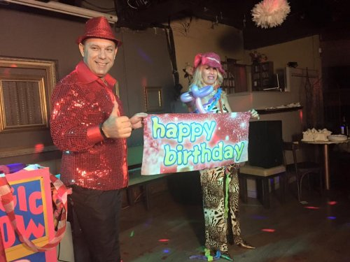 Magic entertainment for kids and adults main poster for Party entertainment ideas for adults