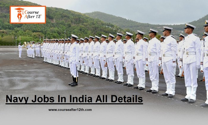 Indian Navy Jobs in India. Get Latest Update Here