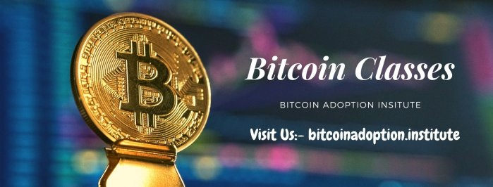 Best Online Bitcoin Classes - Bitcoin Adoption Institute