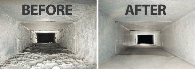 Make Your Winters Easy and Comfier with Clean Air Ducts