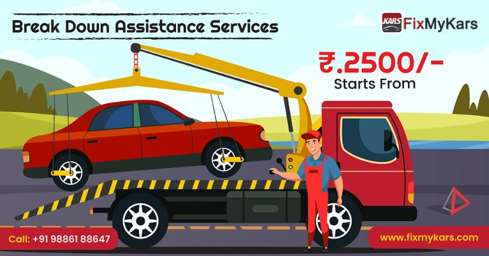 Car Periodic Maintenance Service in Bangalore | fixmykars.com