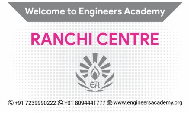 Best SSC JE Coaching in Ranchi