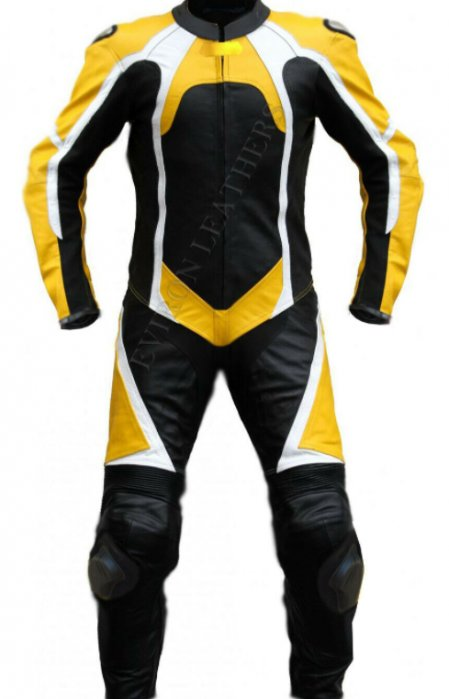 One Piece Motorcycle Suit