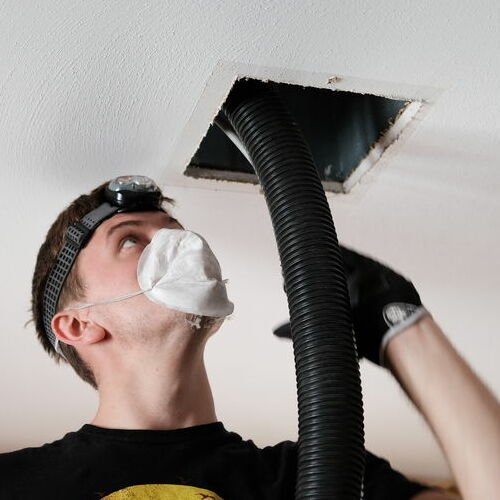 Remove Dust from Ducts by Air Duct Cleaning Dania Beach