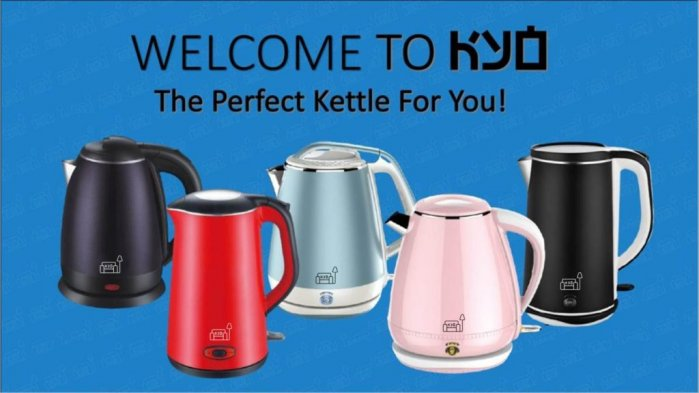 Home electrical appliances in Singapore – KYO Appliances