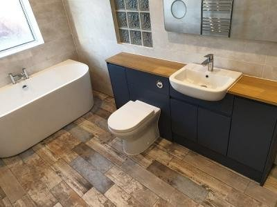 Bathroom Fitters Near Me -  Inspired Bathrooms