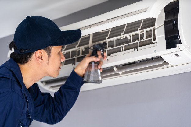 AC Repair Plantation Provides Quick Relief from Slow Cooling