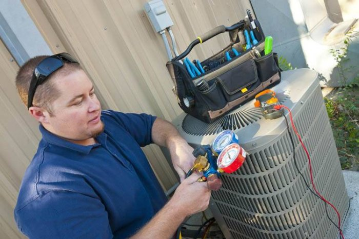 Get Cooler Air Supply from AC Repair Sunrise