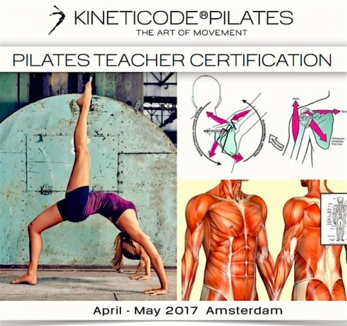 KINETICODE PILATES TEACHER CERTIFICATION SCHOLARSHIPS