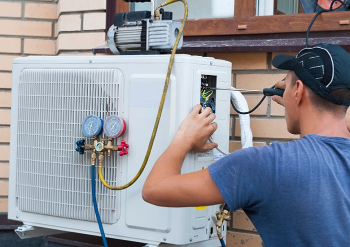 24×7 Serving Certified AC Repair Coral Springs Technicians