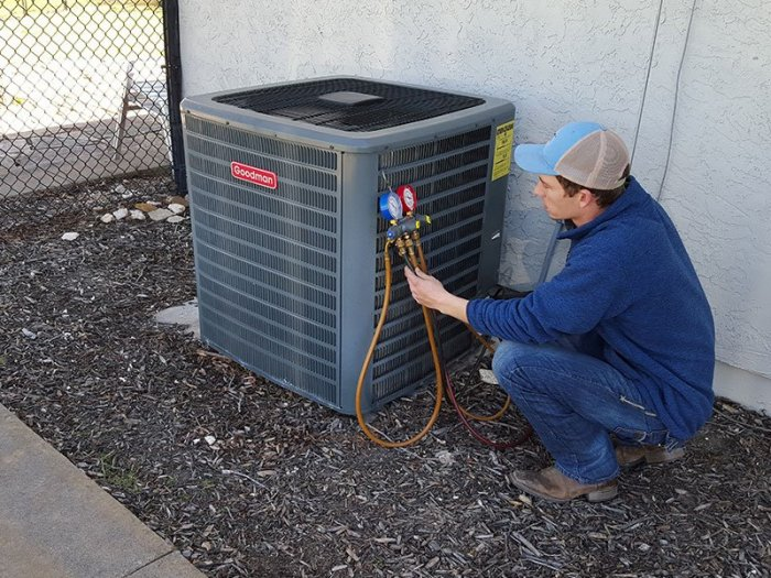 Fix the AC Issues Effectively with AC Repair Sunrise