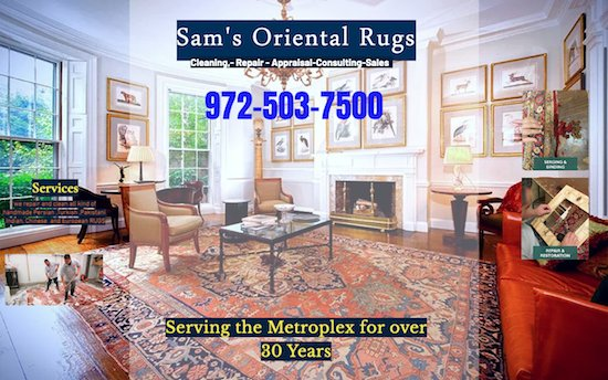 Maintenance of the Indian Rugs Cleaning | Sam's Oriental Rugs