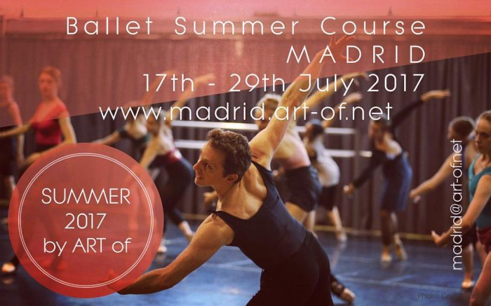 Ballet Summer Course MADRID 2017