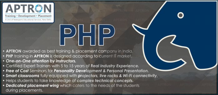 PHP Training in Delhi