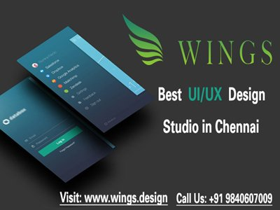 Web Design Company In Chennai - 500Projects wings.design