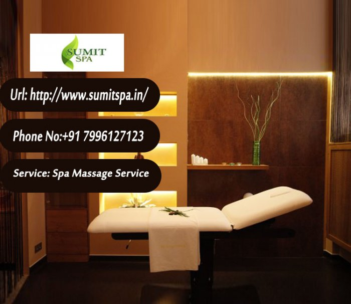 Massage Services Bangalore -  Sumitspa.in
