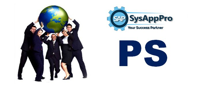 SAP PS Course in Gurgaon