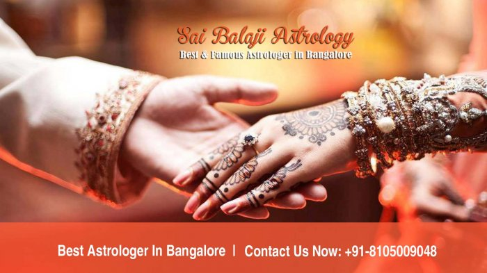 No.1 Astrologer in Bangalore | Genuine Astrologer – Srisaibalajiastrocenter.in
