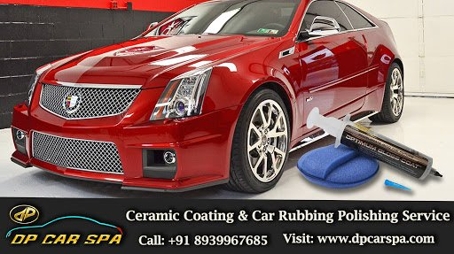 Ceramic Car Coating Services in Chennai - 8939967611