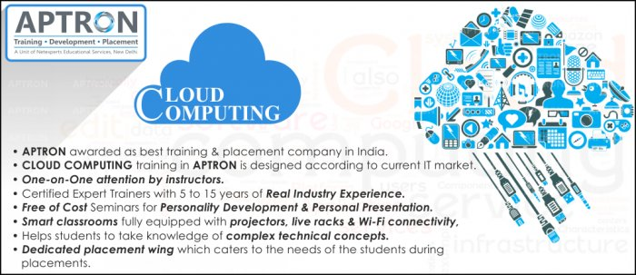 Cloud Computing Training Course in Delhi