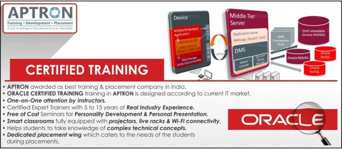 Oracle Training in Delhi