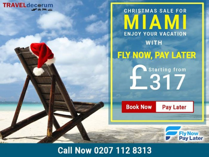 Cheap flights to Miami from London Gatwick