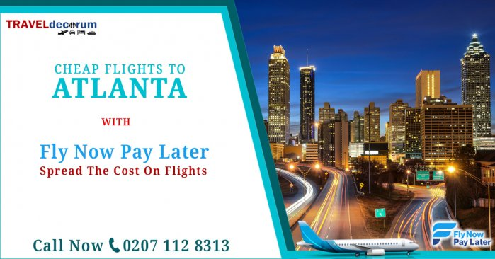 Tickets to Atlanta & flights to Atlanta
