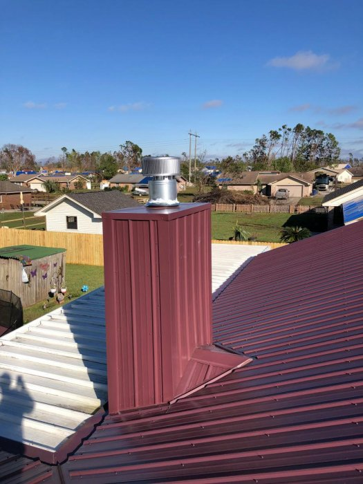 chimney cap restoration services in panama city