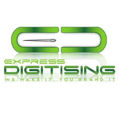 Custom Embroidery Digitizing & Embroidery Digitizing In USA - Expressdigitising
