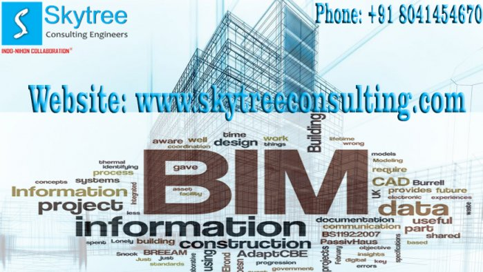 BIM - Building Information Modeling Bangalore - skytreeconsulting.com