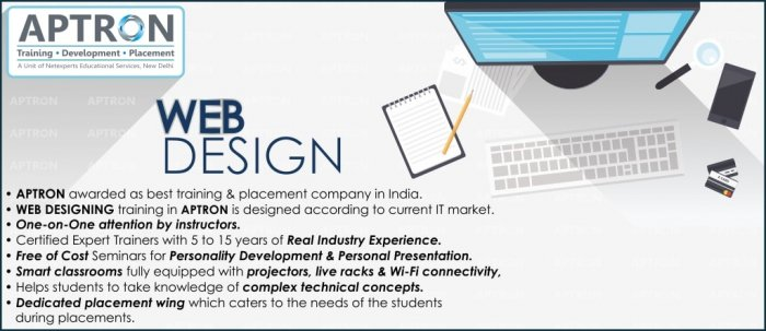 Web Designing Course in Gurgaon