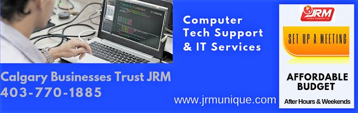 JRM Full Service IT Support for Offices and Businesses