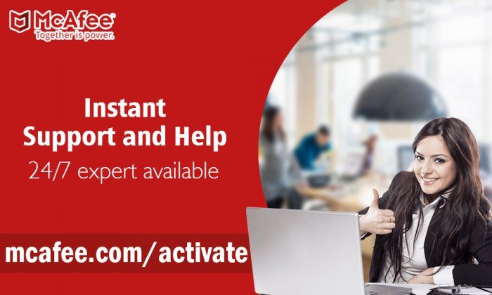mcafee.com/activate - Steps for downloading the McAfee security program