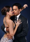 David and Kim Benitez. London`s most popular tango teachers.