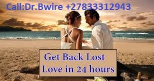 Psychic instant lost love Spells in New York +27833312943 Spells to bring back lost love in days
