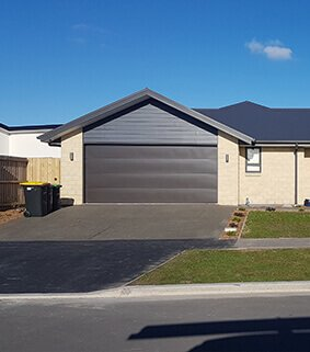 House builders Christchurch