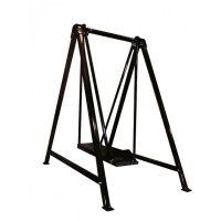 Russian Swing. Equipment for professional circus performance.