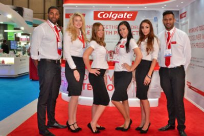 Tidy Models Host and Hostess, promotional staff and exhibition staff agency